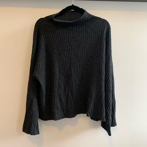 TopShop Mock Turtleneck Sweater